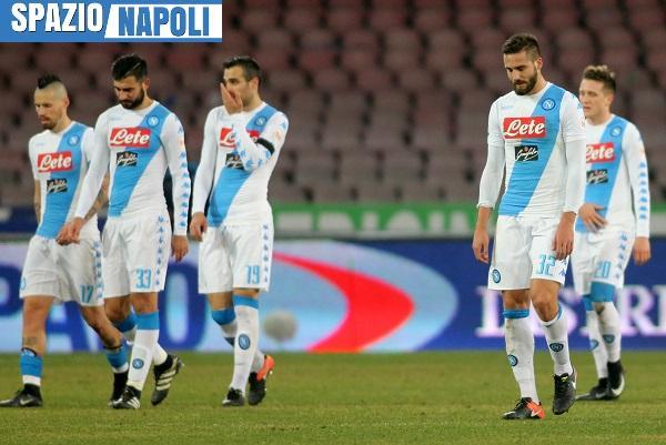 Serie A, Napoli - Palermo 0 - 0 DIRETTA