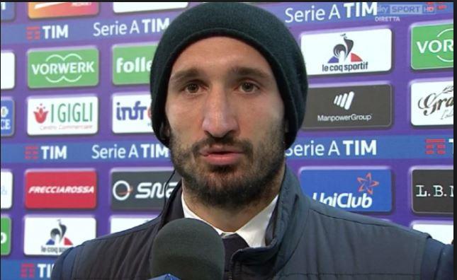 Juventus, la frecciata di Chiellini a Insigne: