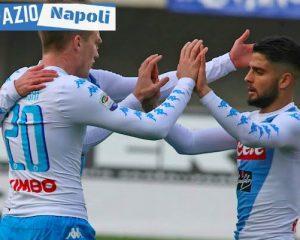 Chievo Napoli in diretta