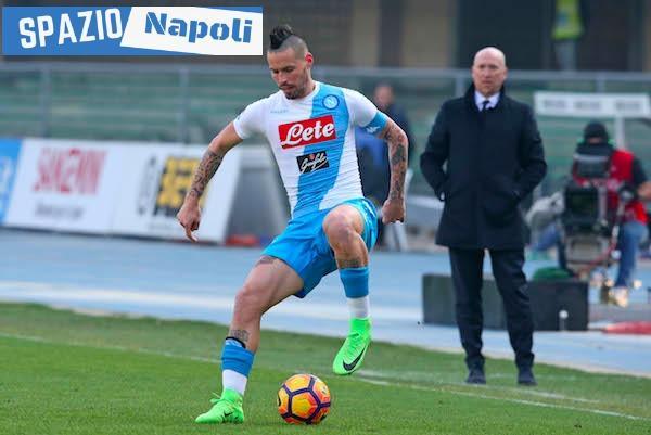 Napoli: sesto Pallone d'Oro slovacco per Marek Hamsik