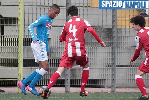 Viareggio Cup, gli highlights di Bologna-Napoli 1-2