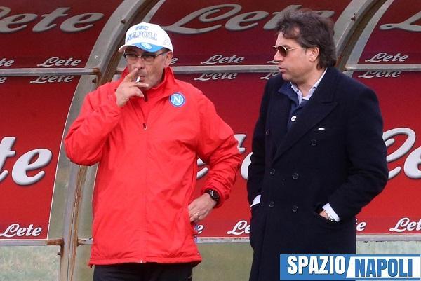 Napoli Lazio, Mertens scalpita! Albiol spera nel recupero. La situazione