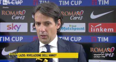 REPUBBLICA – Retroscena Napoli, De Laurentiis prima di Ancelotti aveva pensato a Simone Inzaghi