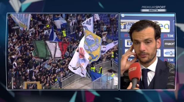 Lazio, Parolo: