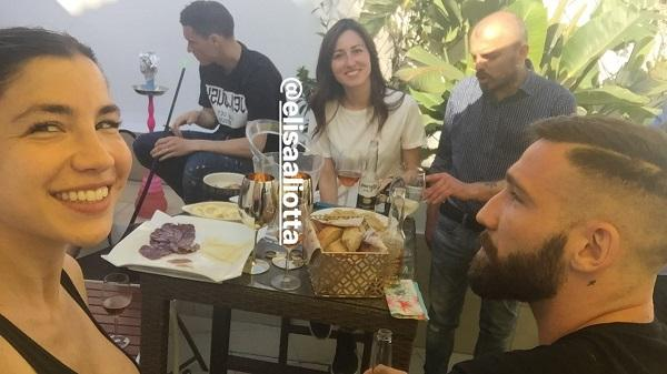 Video pranzo a ritmo di musica per i calciatori del - Cosa cucinare oggi a pranzo ...