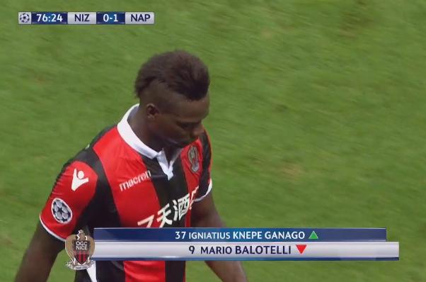 Balotelli nel ritiro dell'Olympique Marsiglia, pronto l'accordo