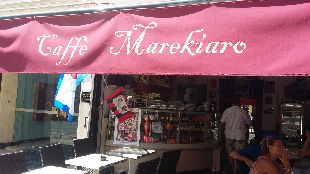 VIDEO - Pasquale, proprietario del 'Caffé Marekiaro' a Nizza: