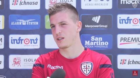 Cragno infuoca Cagliari-Napoli: