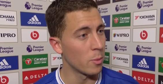 Chelsea, Hazard risponde a Sarri: