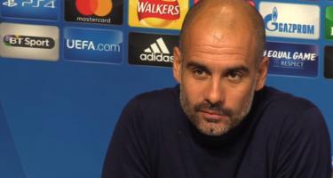 """Guardiola: """"Champions? È tosta. Il Napoli ne perde una ed esce…"""""""