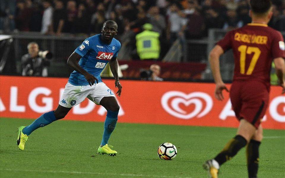 Napoli-Fiorentina, Koulibaly: