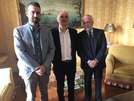 Napoli, Loris Beoni è il nuovo tecnico della Primavera