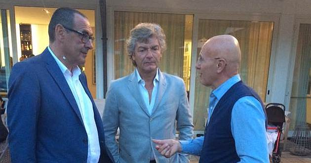 Napoli-Manchester City, Sarri: