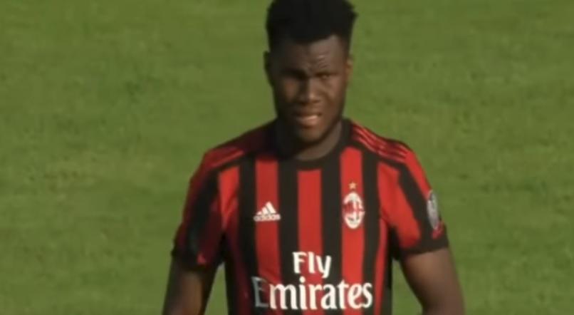 Kessie scalda: 'Milan, vinciamo noi 2-0 e segno. Buffon? Alla Juve...'