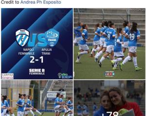 Napoli Calcio Femminile Facebook