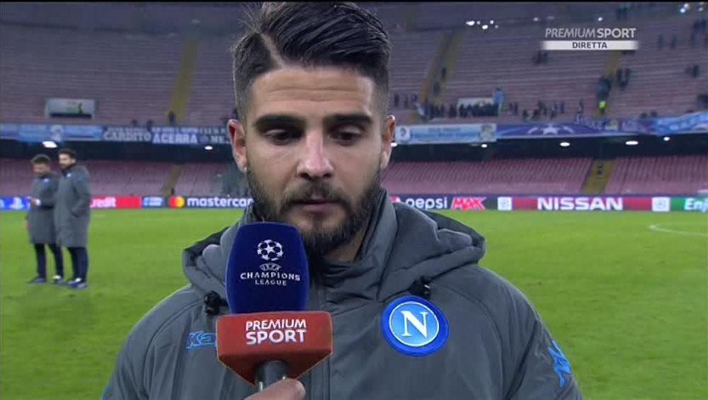 Insigne spettacolare gol alla Del Piero. Sui social: