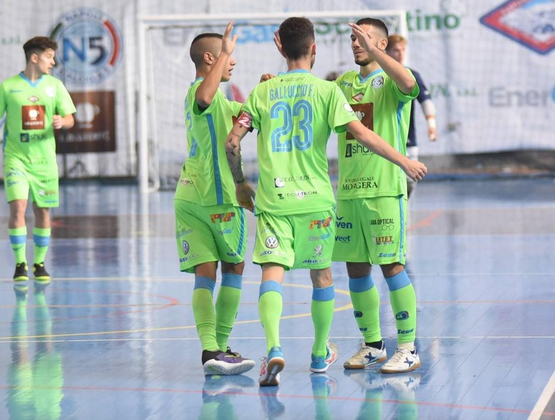 under 19 napoli calcio a 5
