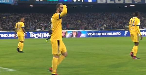 Juventus, parla Higuain: