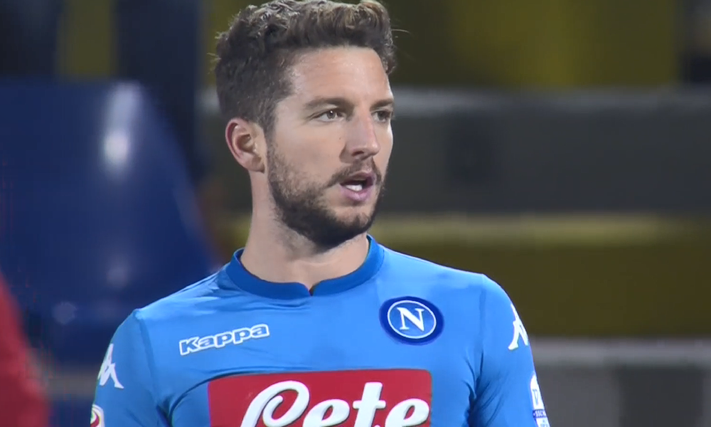 Mertens: l'incredibile gesto (in incognito) per i senzatetto