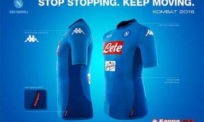 sponsor napoli calcio
