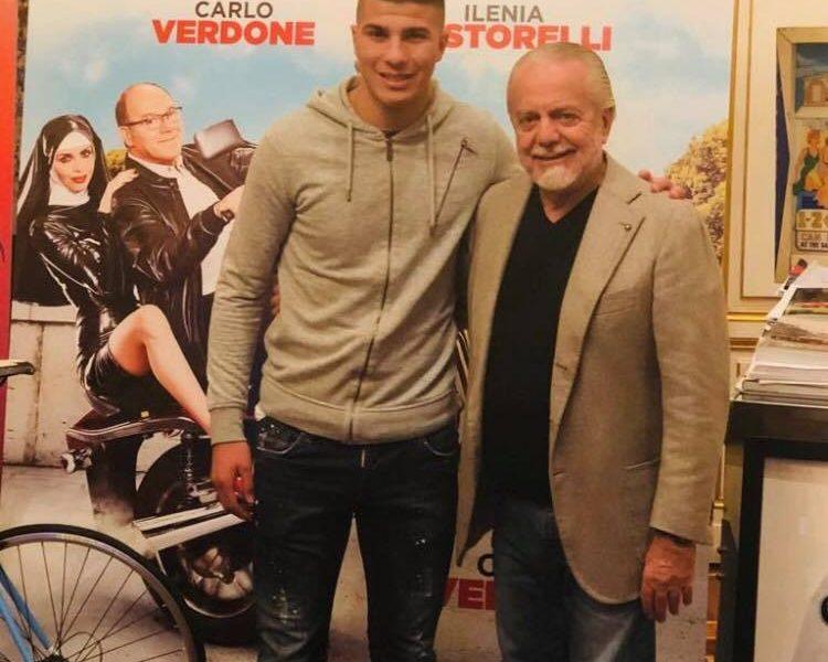 Mercato Napoli, De Laurentiis: