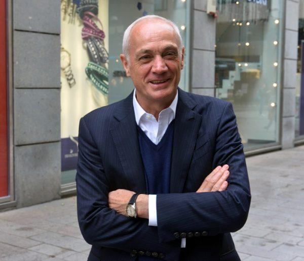 Antonio Percassi presidente Atalanta