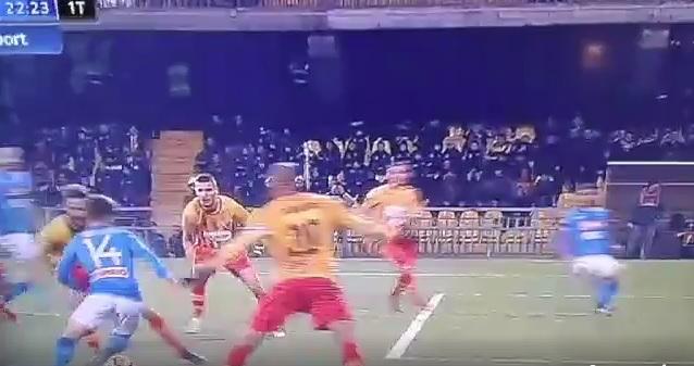 De Zerbi assolve il Benevento: