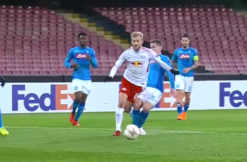 Lipsia-Napoli in tv: orario e info streaming su dove vedere la partita Video