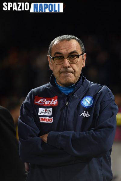 CorSport - Allarme Sarri, ha 48 ore per liberarsi dal Napoli o il Chelsea conferma Conte