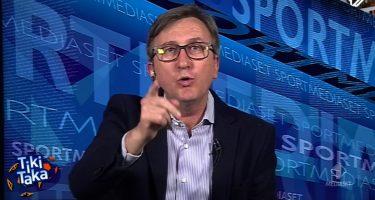 """Auriemma: """"Non avrei mai sostituito Fabián contro il Liverpool"""""""