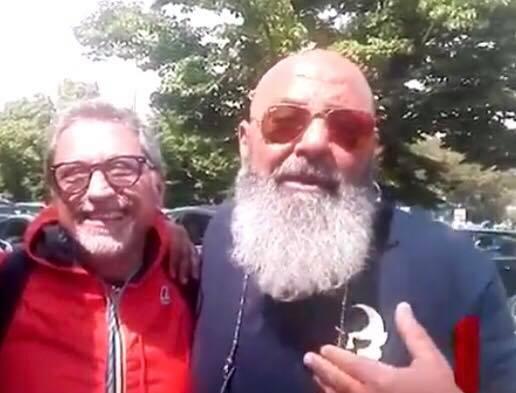 Napoli: giornalista minacciato in diretta Tv