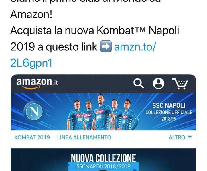 Allenamento Napoli Acquista
