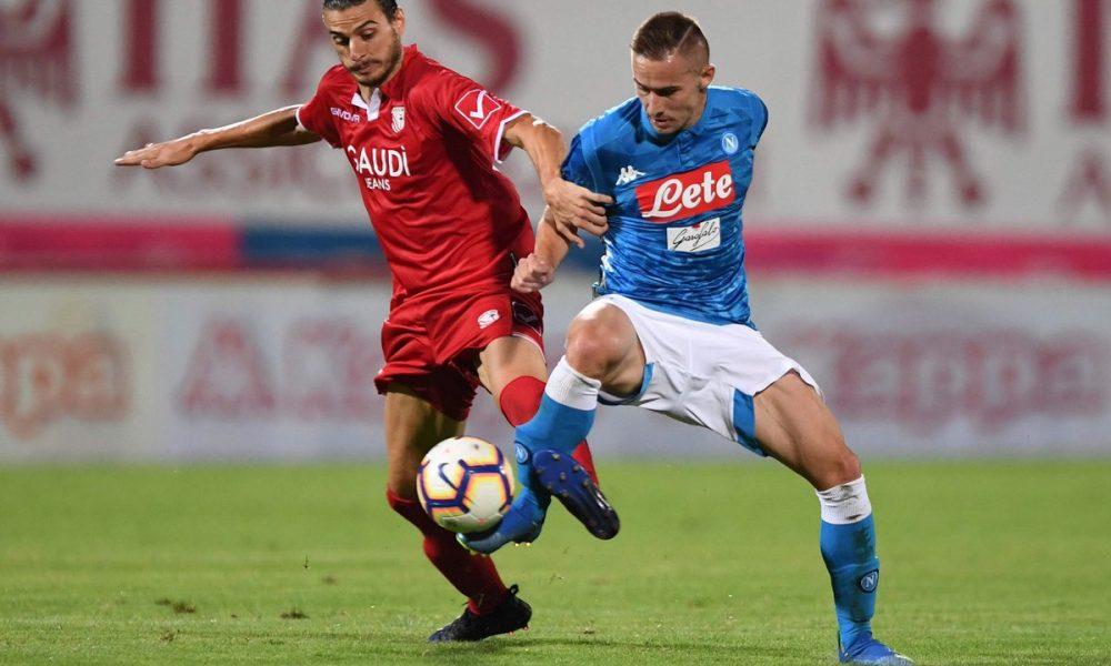 Napoli-Chievo: diretta tv e streaming dell'amichevole sui canali Sky e Mediaset