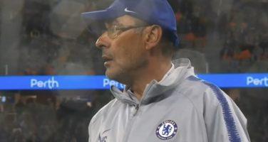 I tifosi del Chelsea boicottano Sarri e mettono in vendita i biglietti