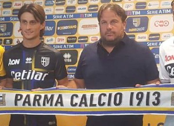 Parma, il d.s. Faggiano: