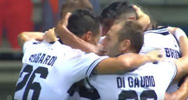 Il Parma si prepara ad affrontare il Napoli: sorprende Schiappacasse, differenziato per tre giocatori