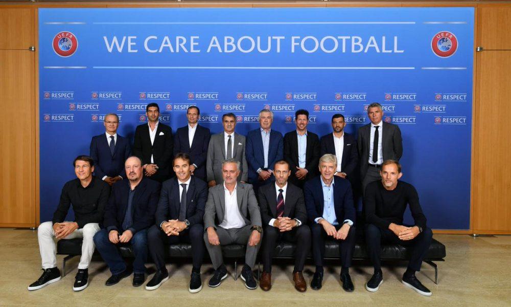 La UEFA annuncia: