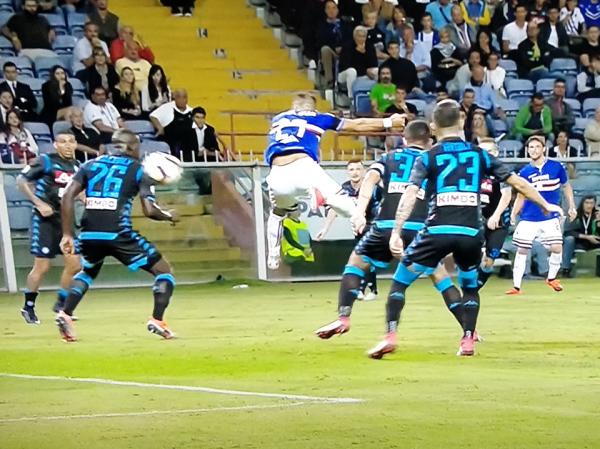 Puscas Award - Anche Quagliarella tra i finalisti: il gol contro il Napoli in lizza per la rete più bella dell'anno