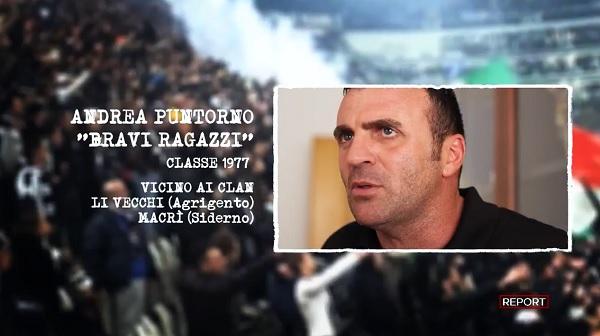 Inchiesta Juve e 'ndrangheta, il capo ultras a Report: