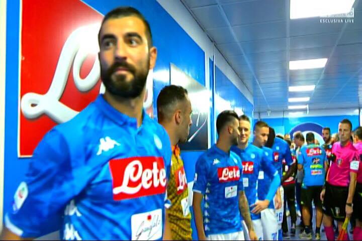 Napoli, Raul Albiol al Villareal: le cifre dell'affare