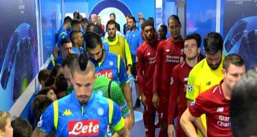 DA LIVERPOOL – Klopp punta sui titolarissimi contro il Napoli: questa la probabile formazione dei Reds