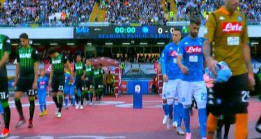COPPA ITALIA – Napoli-Sassuolo il 13 gennaio, stabilito anche l'orario. Avete visto dove sarà visibile?