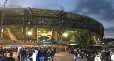 GdS – Arrestato un tifoso del Napoli per l'aggressione agli islandesi scambiati per tifosi dello Zurigo all'esterno del San Paolo