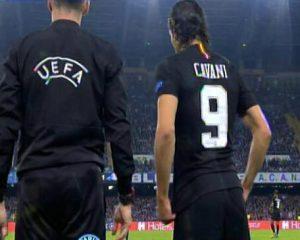 Cavani Boca Juniors