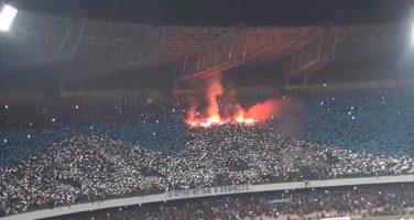 Repubblica – Napoli scivolato al settimo posto nella classifica spettatori