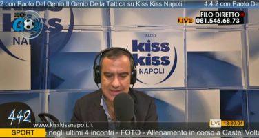 """Del Genio: """"Il Napoli cerca altre prime punte. Milik sfiduciato dai fatti"""""""