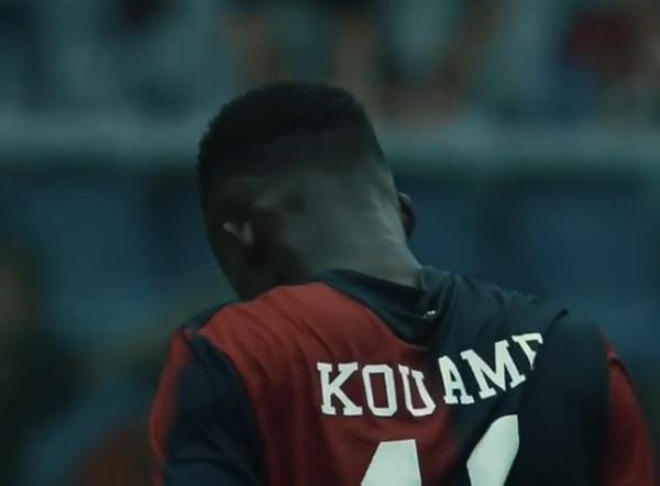 Il Napoli è pronto ad acquistare Kouame dal Genoa