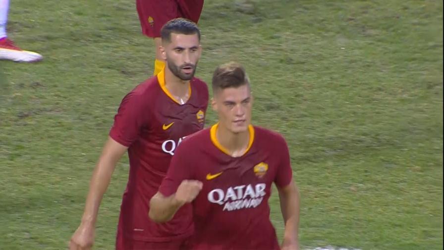 Pazza idea Roma, Schick può tornare alla Sampdoria! L'ipotesi