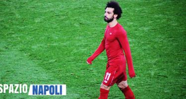 Liverpool, infortunio per Salah: Champions League a rischio