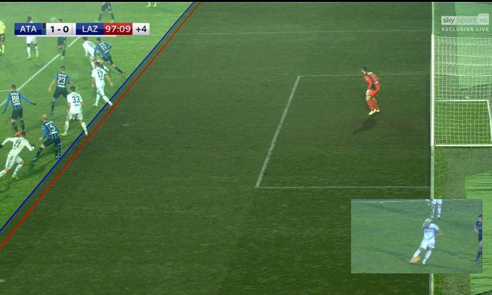 Serie A, Atalanta-Lazio 1-0. Decide un gol di Zapata in apertura